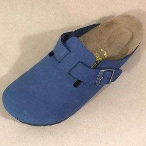 Birkenstock Blue Boston